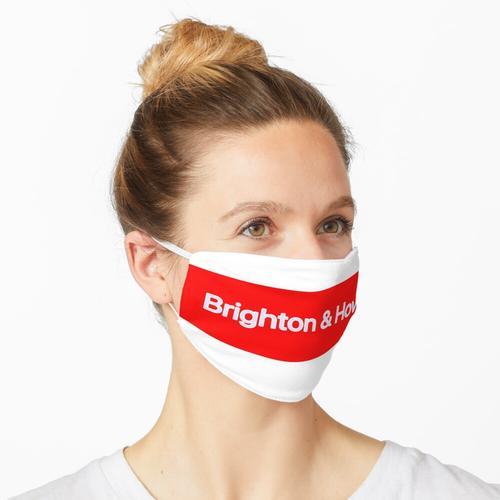 Brighton & Hove Maske