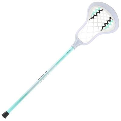 Brine Dynasty Mini Women's Complete Lacrosse Stick White