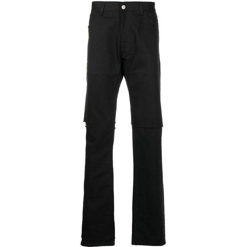 Raf Simons Halbhohe Jeans