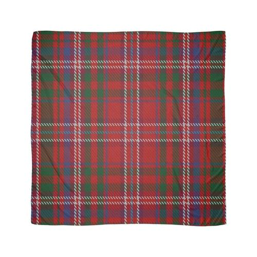 MacDougall # 4 Clan / Stoff Tartan Tuch