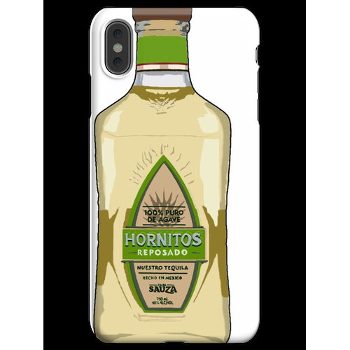 Hornitos Tequila iPhone XS Max Handyhülle