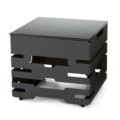 "Rosseto SM342 Countertop Commercial Induction Cooktop w/ (1) Burner - 10 1/2""H, 220v/1ph"