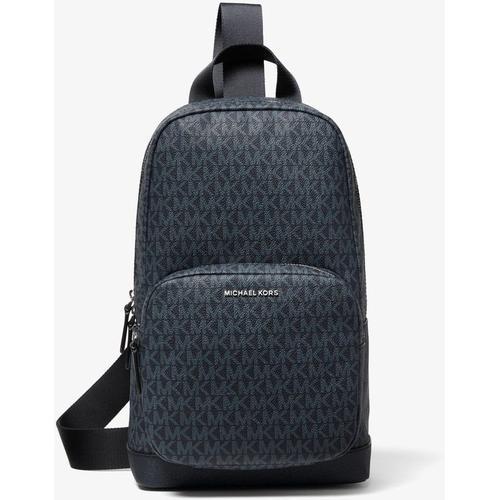 Michael Kors Sling-Tasche Hudson Mit Logo