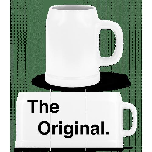 The Original - Bierkrug