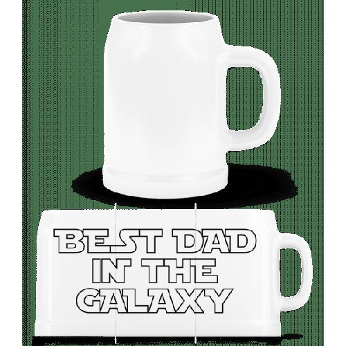 Bester Vater der Galaxy - Bierkrug