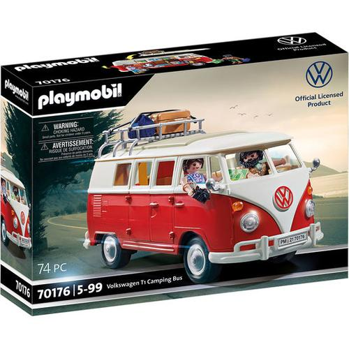 PLAYMOBIL® VW 70176 Volkswagen T1 Camping Bus, bunt