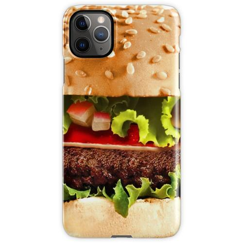 Rindfleischburger Hamburger iPhone 11 Pro Max Handyhülle