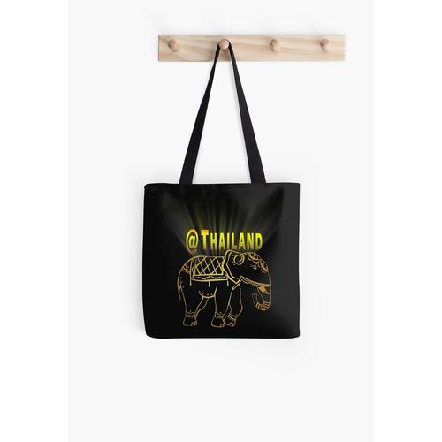 Thailändischer Elefant @Thailand Tasche