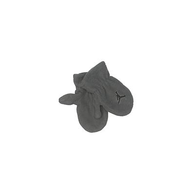 Air Jordan Mittens: Gray Solid A...