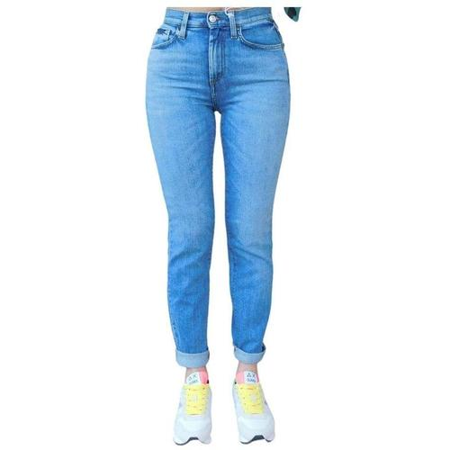 Roy Rogers Jeans super strech vita alta