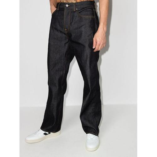 Nudie Jeans Lockere High-Rise-Jeans