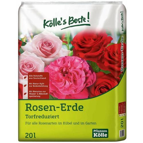 Kölle's Beste Rosen-Erde torfreduziert 20 l