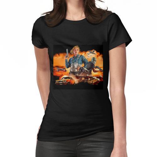 Grand Theft Auto Smugglers Run Frauen T-Shirt