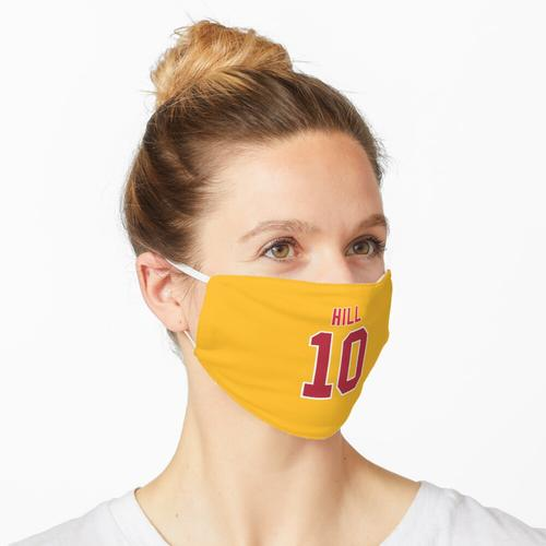 NFL Tyreek Hill Kansas City Chiefs Trikot Maske