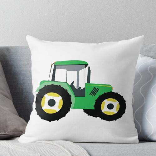 Traktor LKW Landmaschinen Kissen