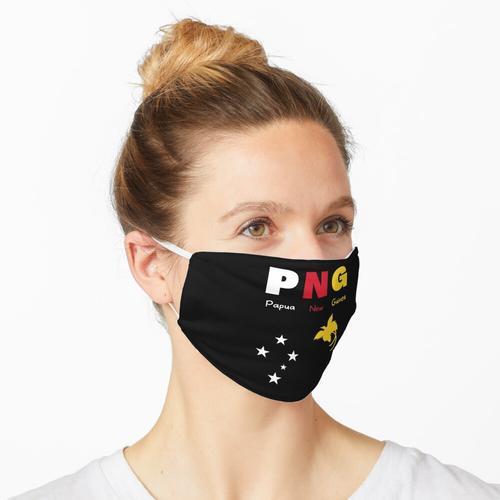 PNG - Papua-Neuguinea Maske