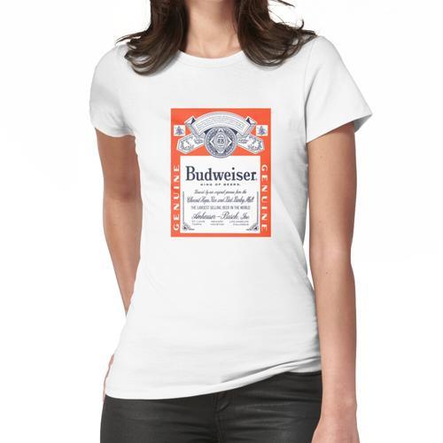 Budweiser Trinken Frauen T-Shirt