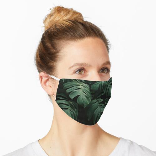 Der Monstera-Wald [Zimmerpflanzenliebe] Maske