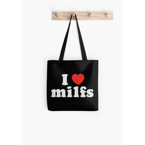 Ich Herz Milfs 3 Tasche
