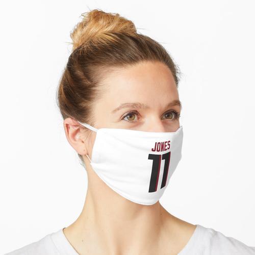 NFL Julio Jones Atlanta Falcons Trikot Maske