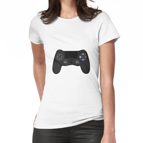 Abbildung des PS4-Controllers Frauen T-Shirt