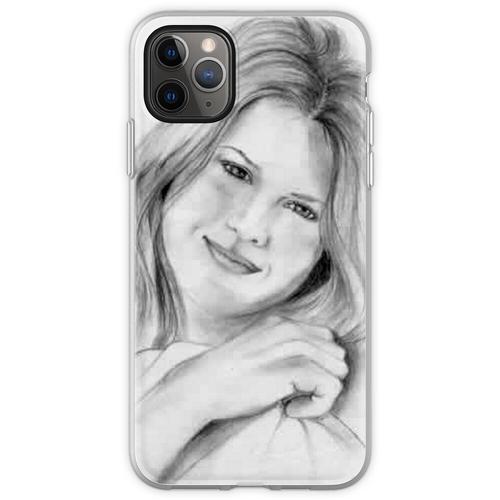 Anna Kournikova Flexible Hülle für iPhone 11 Pro Max