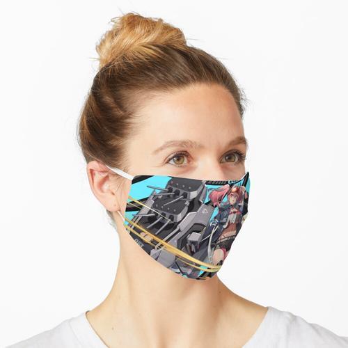 AZUR LANE BREMERTON Maske