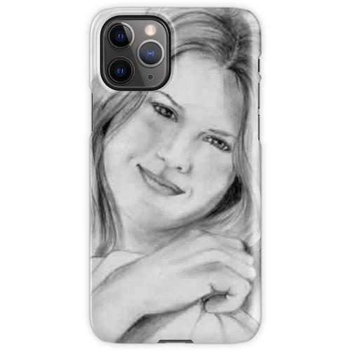 Anna Kournikova iPhone 11 Pro Handyhülle