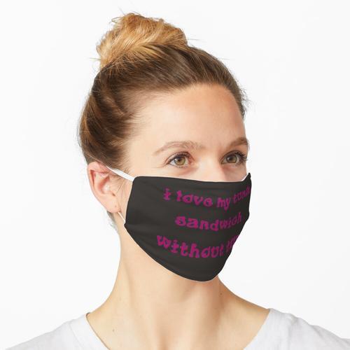 U-Bahn-Süßigkeiten Maske