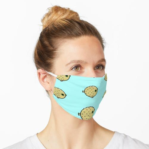 Pax den Kugelfisch Maske
