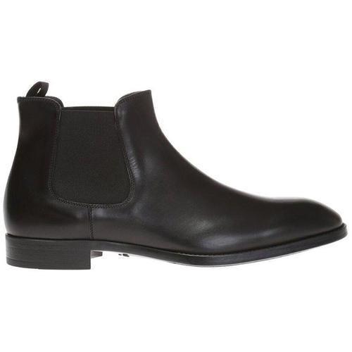 Giorgio Armani Chelsea boots
