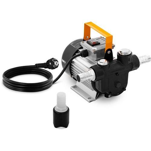 MSW - Dieselpumpe Selbstsaugend Heizölpumpe Ölpumpe Elektrisch Ölabsaugpumpe 60 L/Min