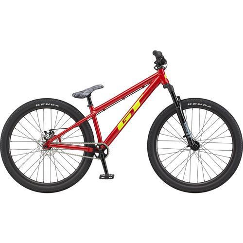 GT Dirt-Bike La Bomba, 1 Gang rot Dirt Mountainbikes Fahrräder Zubehör