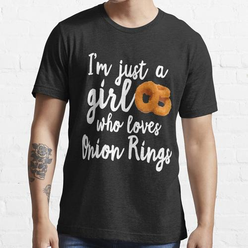 Zwiebelringe Onion Rings Essential T-Shirt
