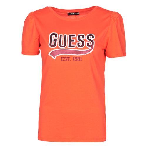 Guess SS CN MARISOL TEE T-Shirt (damen)