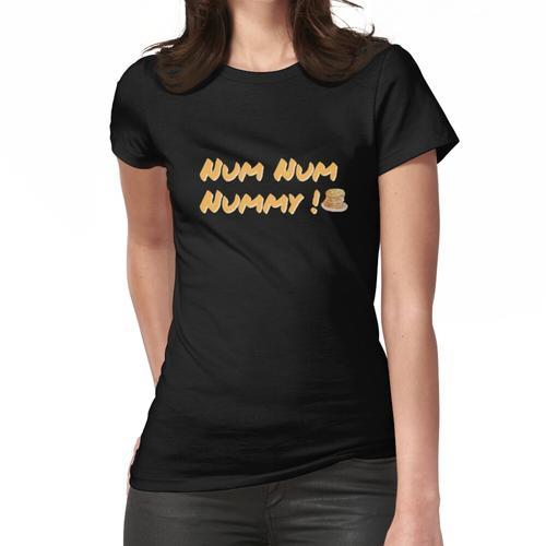 Leckeres leckeres Essen süß Frauen T-Shirt