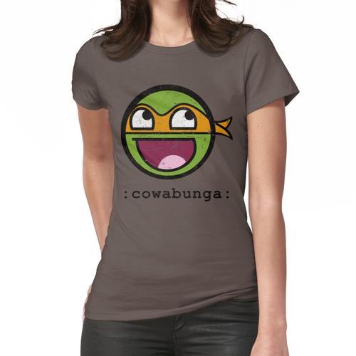 das lockere Frauen T-Shirt