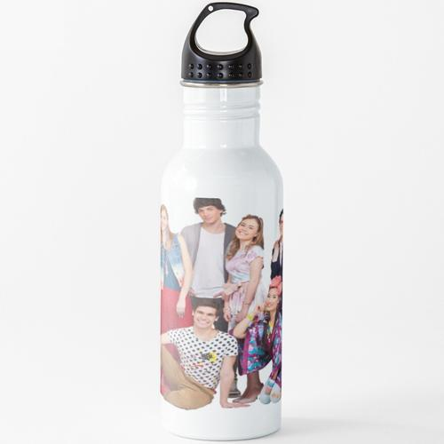 Maggie und Bianca Wasserflasche