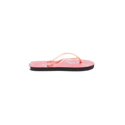 Forever Collectibles Flip Flops: Red Shoes - Size 5