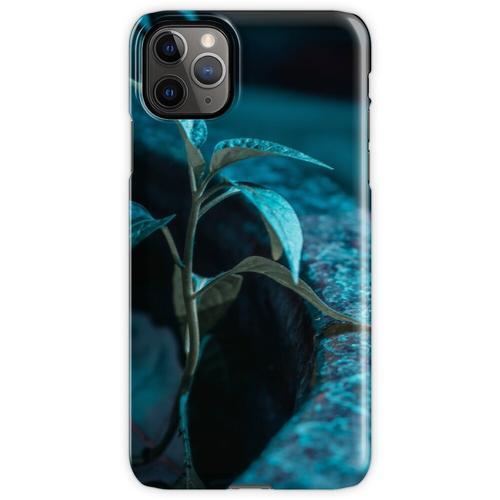 Mondbeleuchtete Pflanze iPhone 11 Pro Max Handyhülle