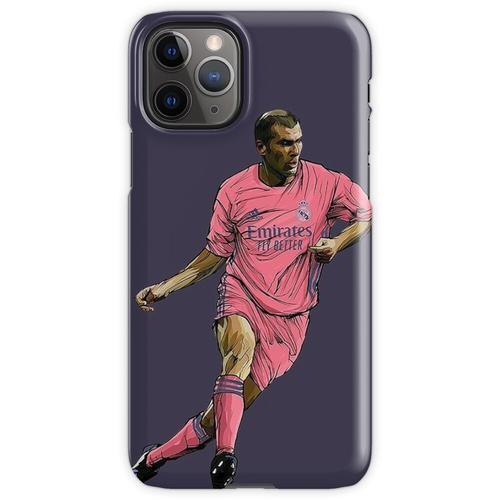 Zidane mit Madrid-Trikot 2020-2021 iPhone 11 Pro Handyhülle