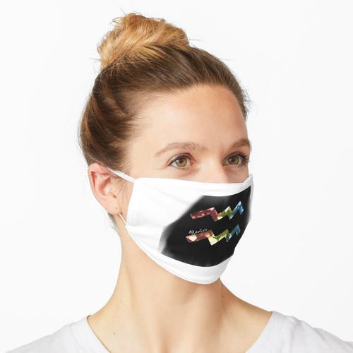 Pan Aquarius Maske