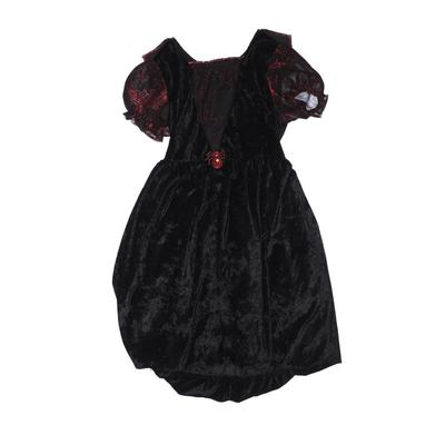 Spencers - Spencers Costume: Black Solid Accessories - Size 10