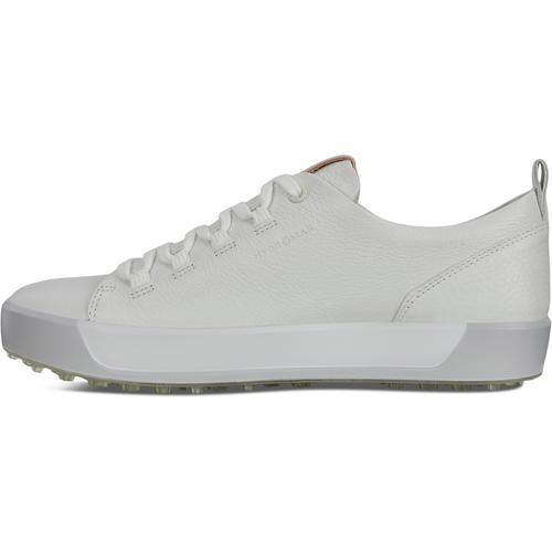 ECCO M Golf Soft Golfschuhe Herren in bright white-concrete, Größe 45