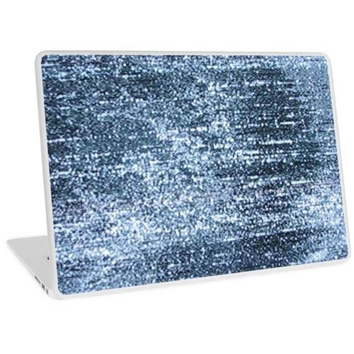 TV Static Laptop Skin