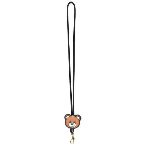 Moschino Schlüsselanhänger mit Teddy
