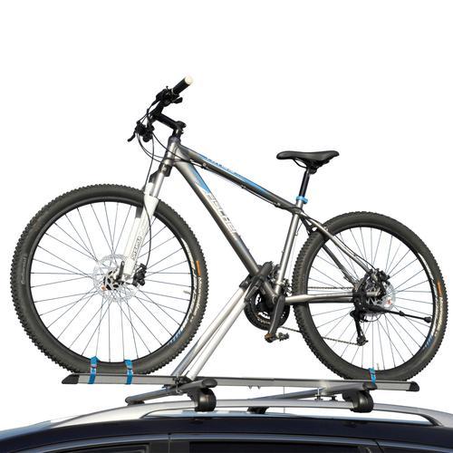 FISCHER Fahrräder Dachfahrradträger schwarz Fahrradträger Autozubehör Reifen