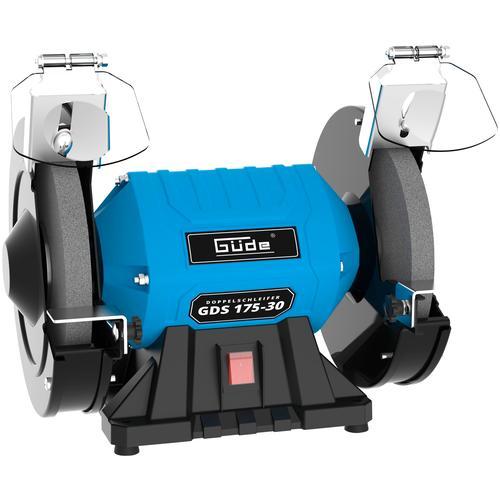 Güde Doppelschleifer GDS 175-30 blau Schleifer Werkzeug Maschinen