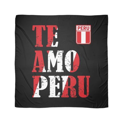 Ich liebe Peru - Te Amo Peru T-Shirt Tuch