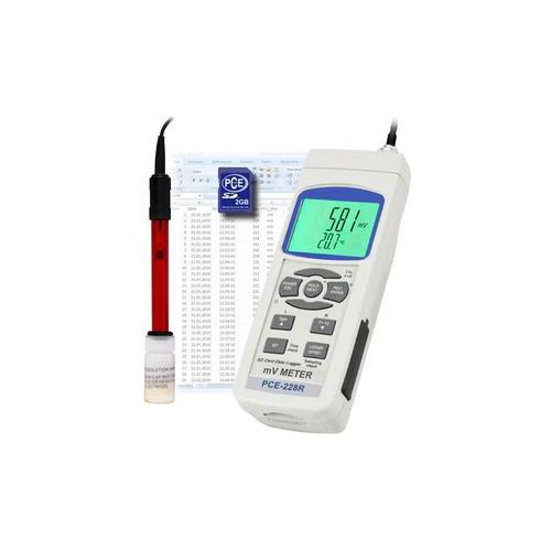 REDOX-Messgerät PCE-228-R inkl. Redox-Elektrode (ORP)